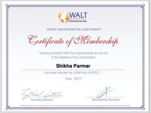 WALT Cert 2017